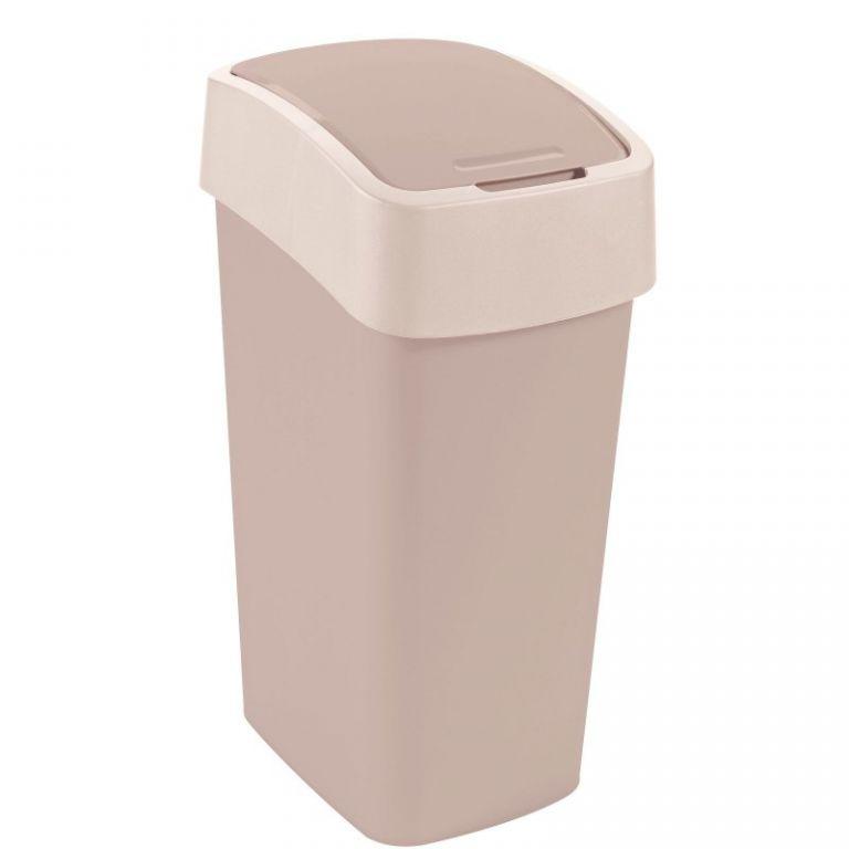 Odpadkový koš FLIPBIN 50l - savanna CURVER