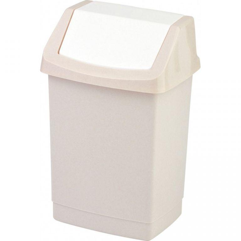 Koš odpadkový CLICK 25l - savanna CURVER