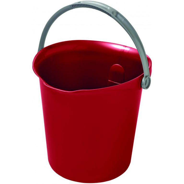 Vedro 9l - červená CURVER