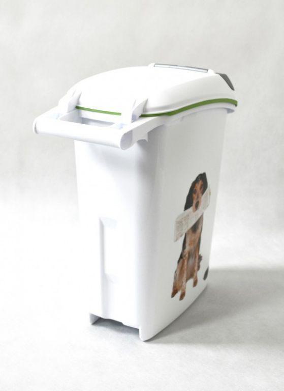 Kontejner na krmivo 10 kg - PSI  CURVER