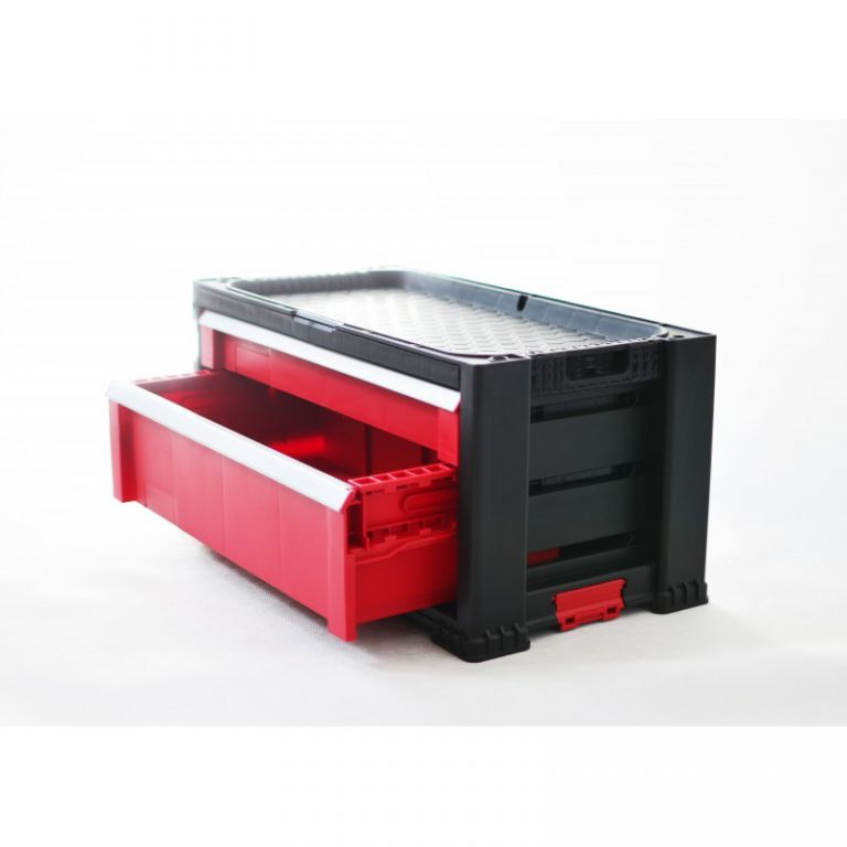 Box na nářadí KETER - 2 zásuvky