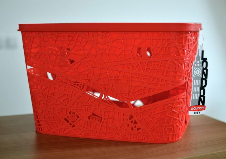 Úložný box - Londýn CURVER