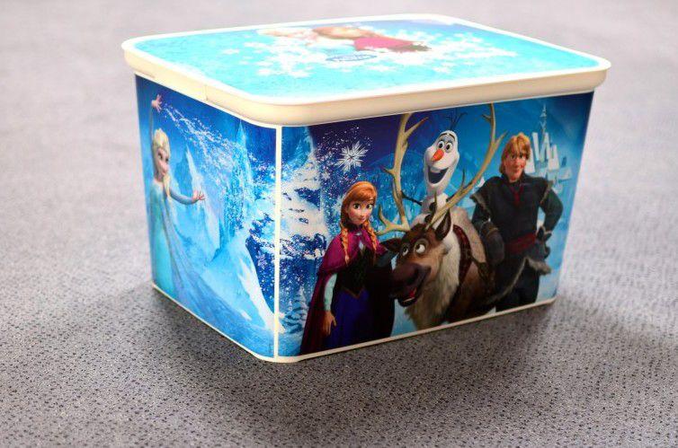 Dětský úložný box - Ledové království - L CURVER