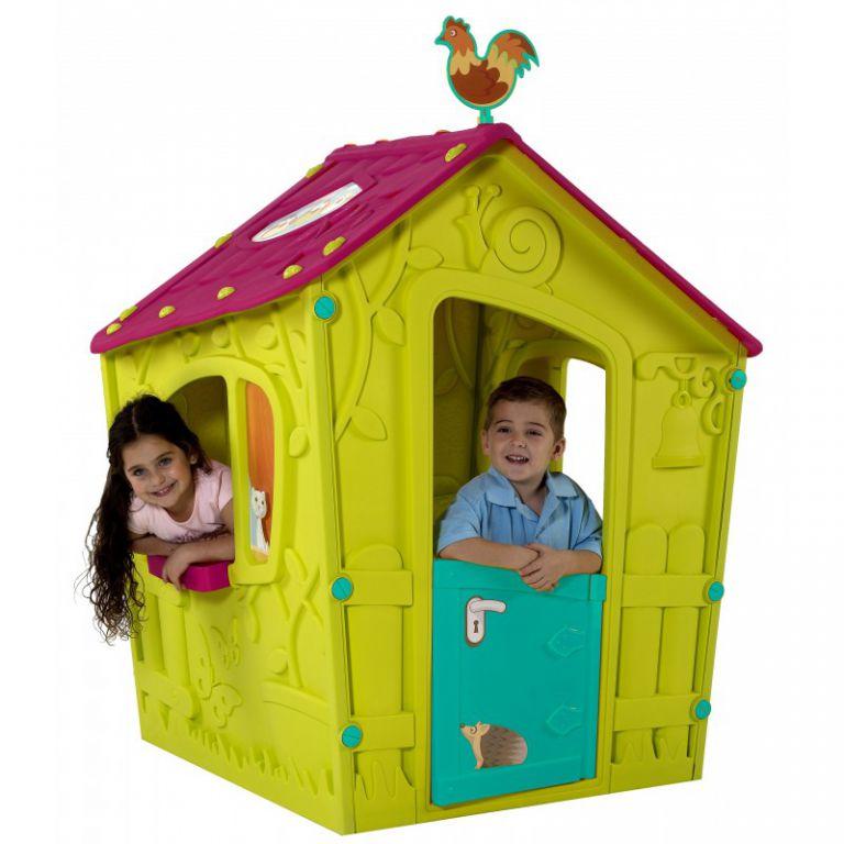 Dětský hrací domek MAGIC PLAY HOUSE