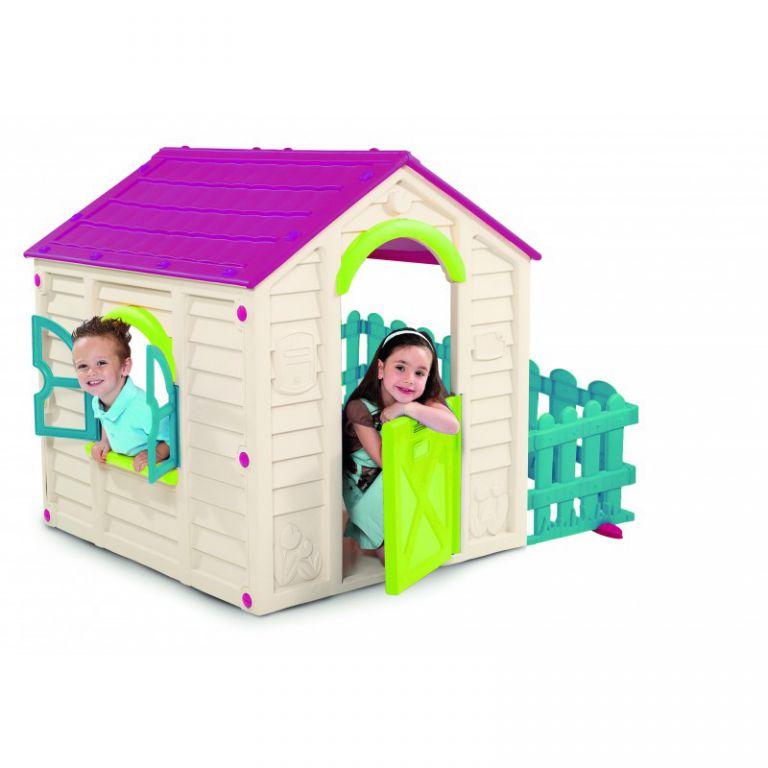 Detský hrací domček MY GARDEN HOUSE
