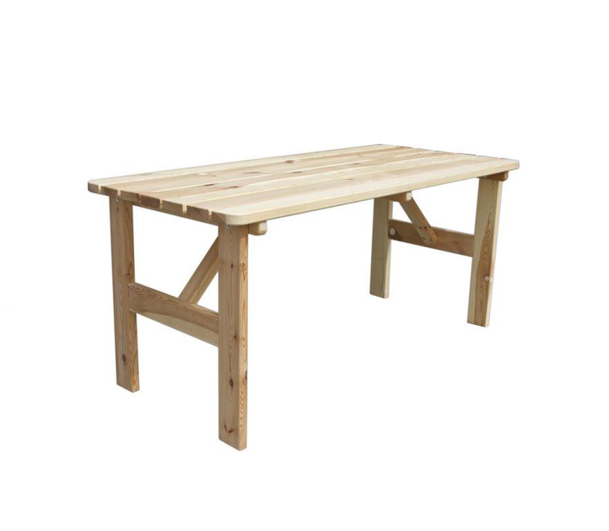 Dřevěný stůl VIKING - 200CM