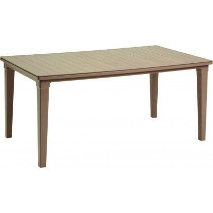 Záhradný stôl FUTURA – cappucino