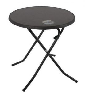 Kovový stôl PIZARRA CROSSED  ? 70cm