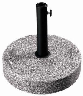 Podstavec pod slnečník granitový 25 kg