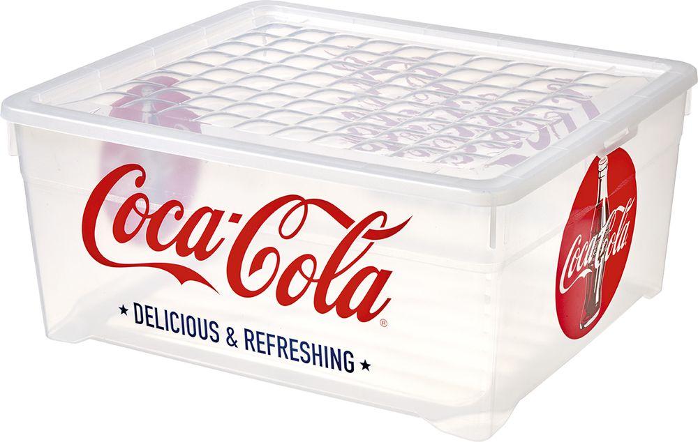 CURVER box s vekom -10 l - COCA COLA