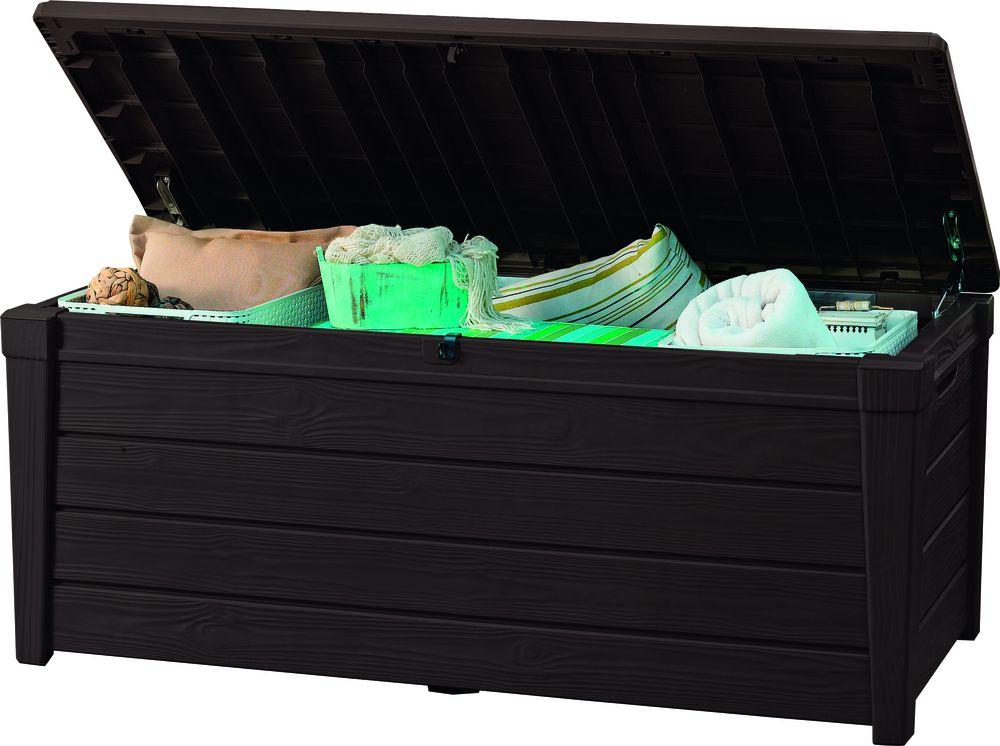 KETER záhradný úložný box Brightwood 17197731
