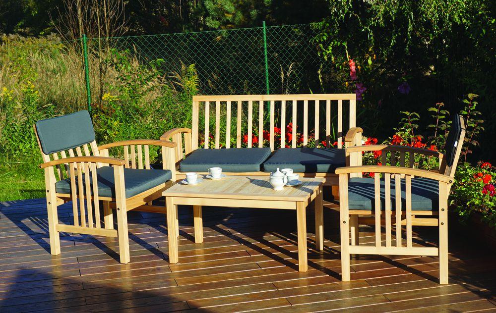 Záhradný drevený set SAFARI