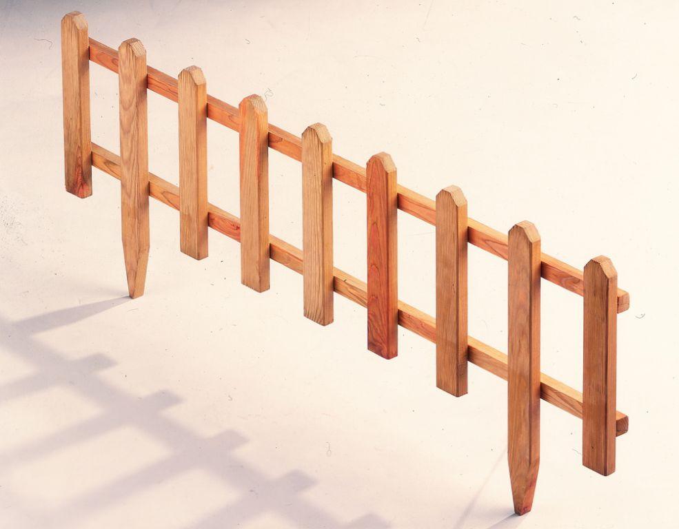 Záhonový plot GARDEN