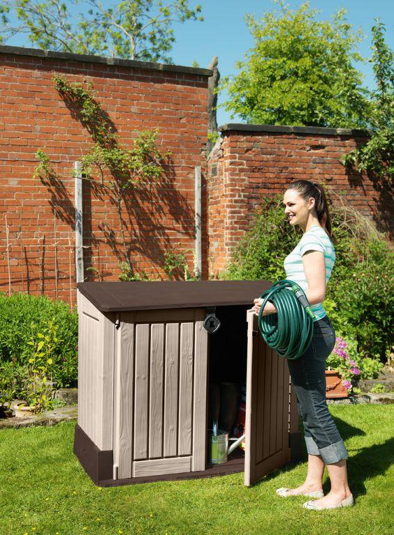 Záhradná skrinka STORE - 110 x 130 x 74 cm