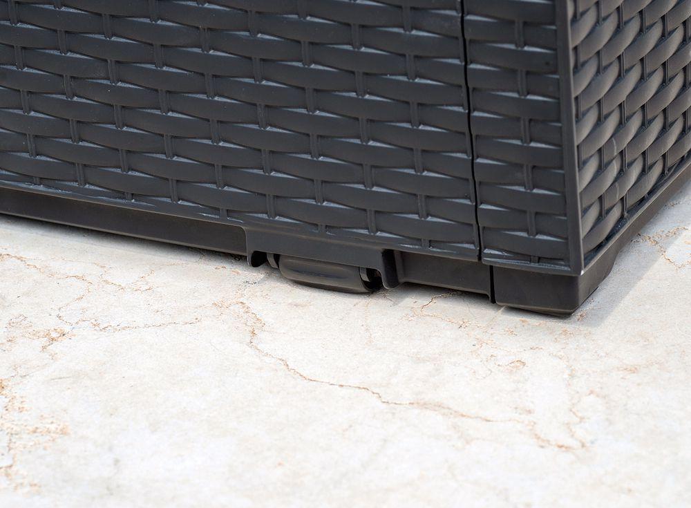 Záhradný úložný box CAPRI 57 x 123 x 65 cm