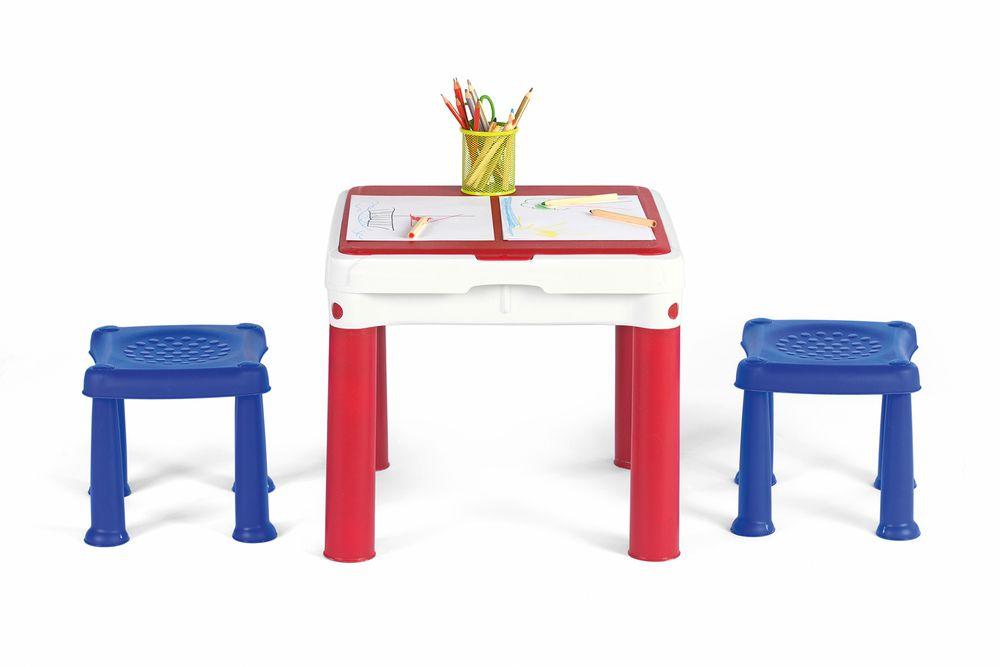 Univerzálny detský hrací stolík CONSTRUCTABLE