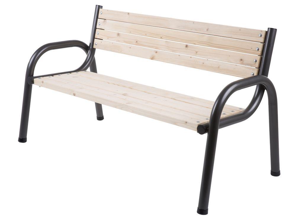 Záhradná drevená lavica ROYAL 170 cm
