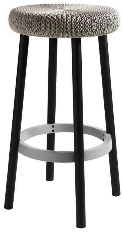 Stolička COZY BAR stool - piesková