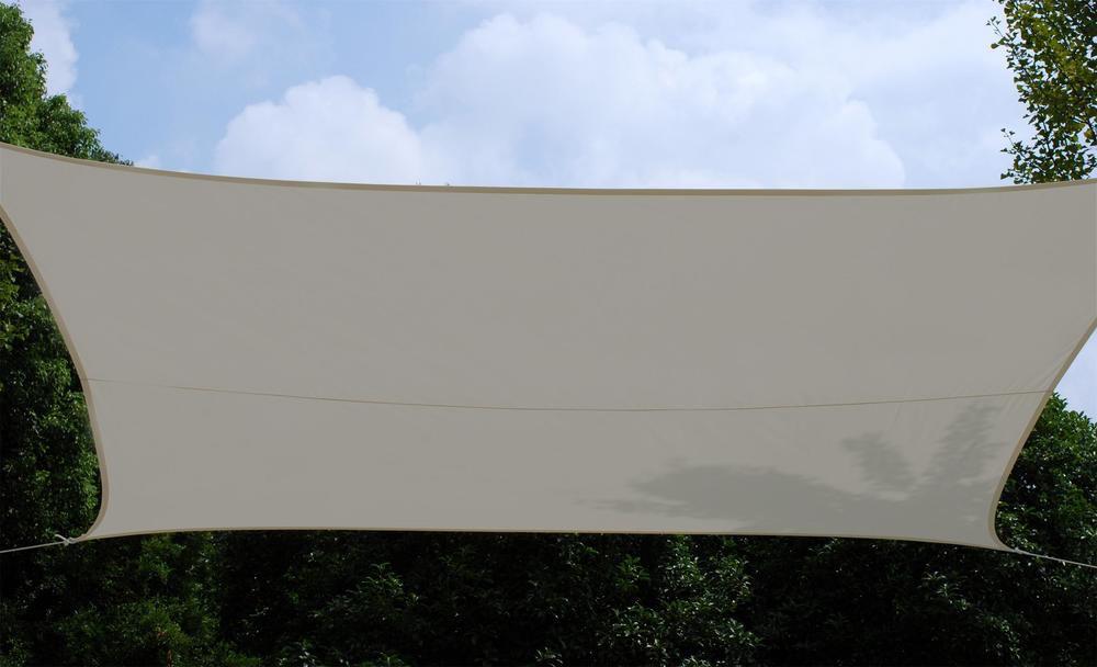Tieniaca záhradná plachta ŠTVOREC 3,6 m