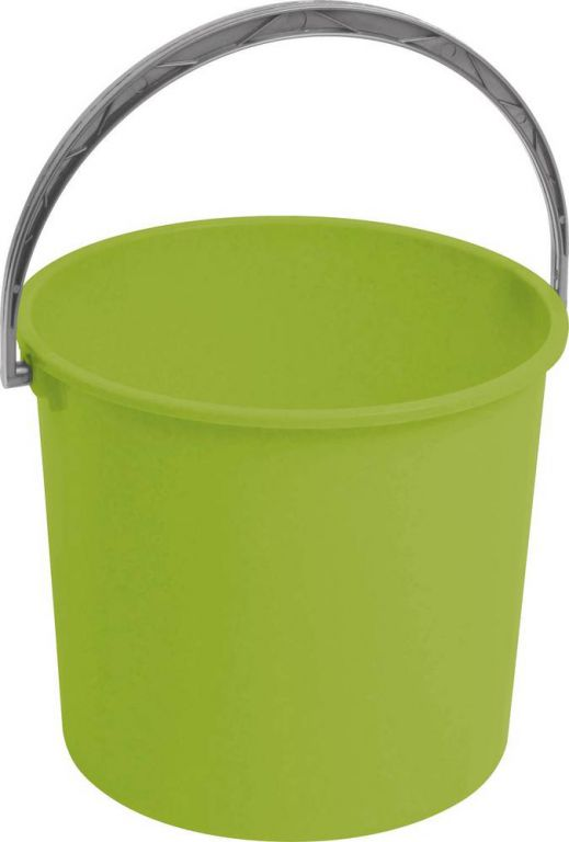 Vedro CURVER 16 l - zelené