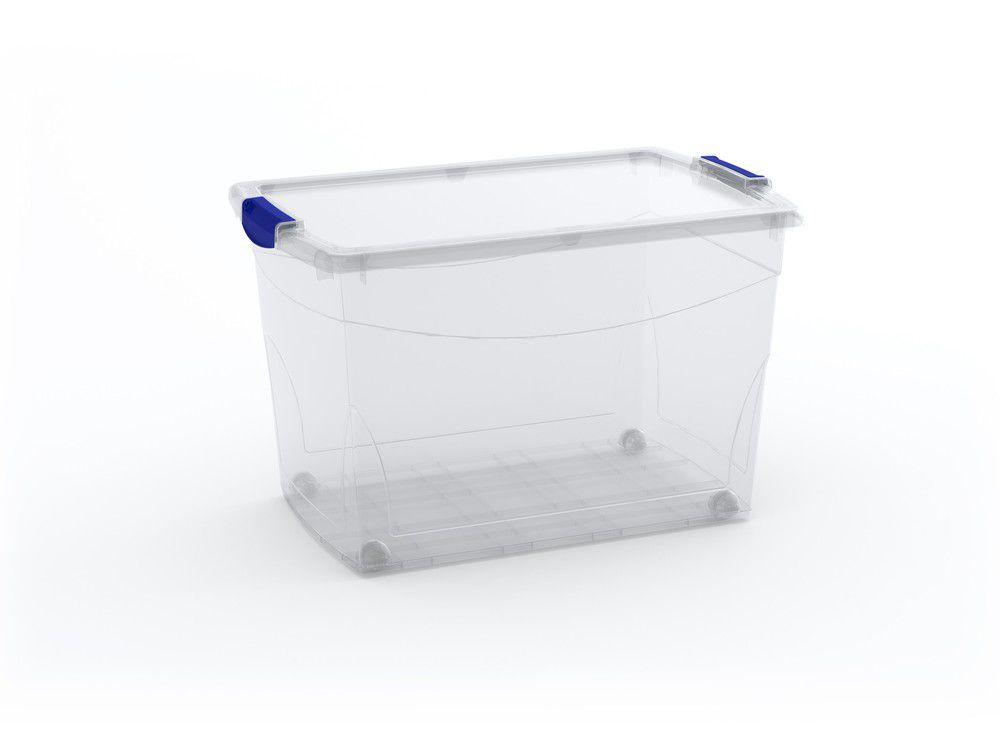 Transparentný úložný box OMNI KIS - XL