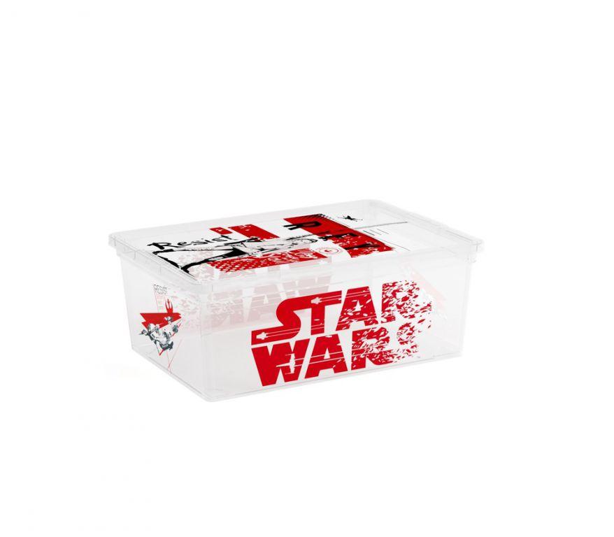 Plastový box KIS STAR WARS - S
