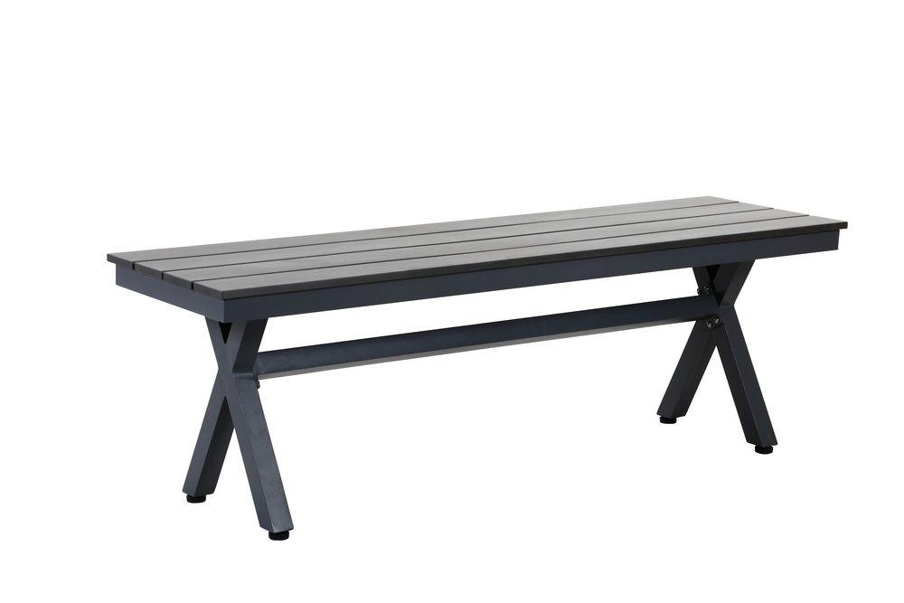 Záhradné lavice XENA - 2 ks