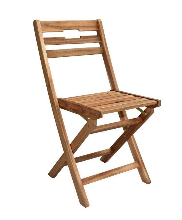 Sada 2 kusov záhradnej stoličky FELIX