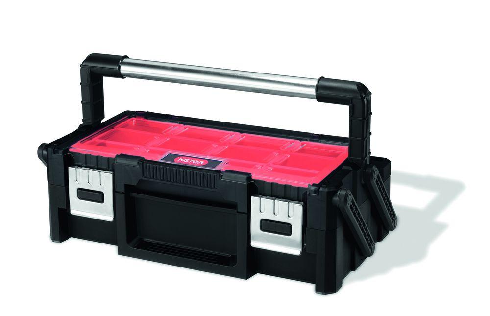 Kufrík na náradie KETER 18'' - čierny