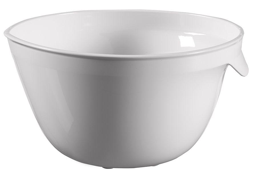 Plastová miska ESSENTIALS 2,5 l - šedá