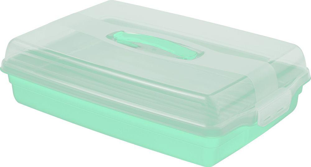 Plastový PARTY BOX - mint
