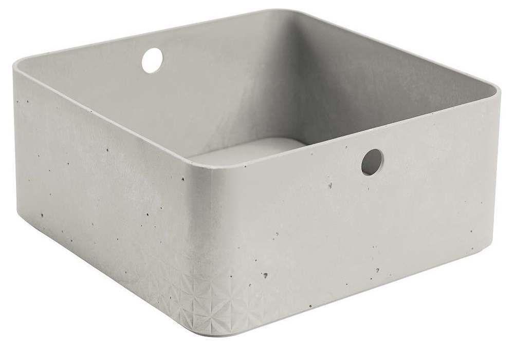 Úložný box CURVER BETON - L