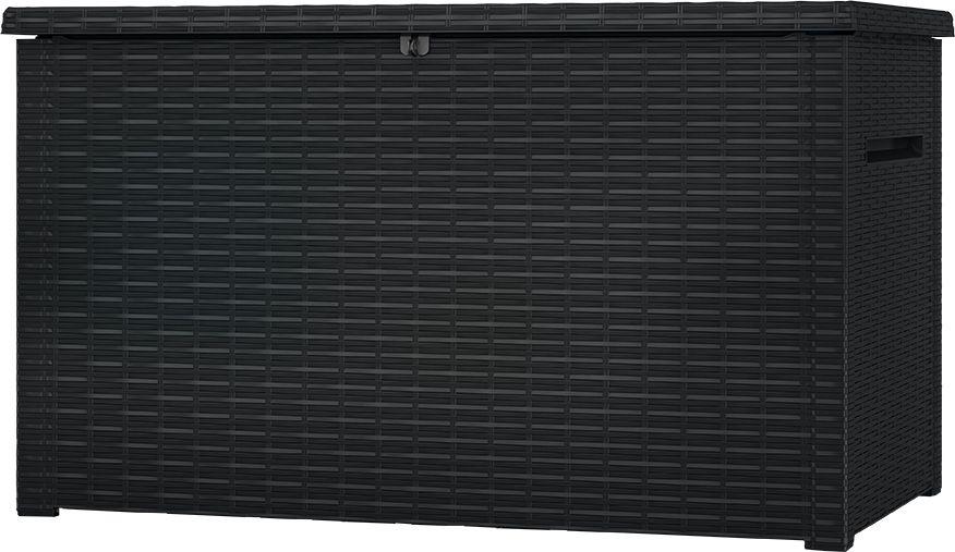 Záhradný úložný box JAVA - 870 l, antracit
