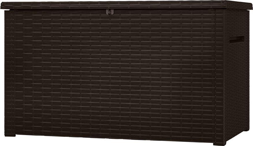 Záhradný úložný box JAVA - 86 x 147 x 82 cm