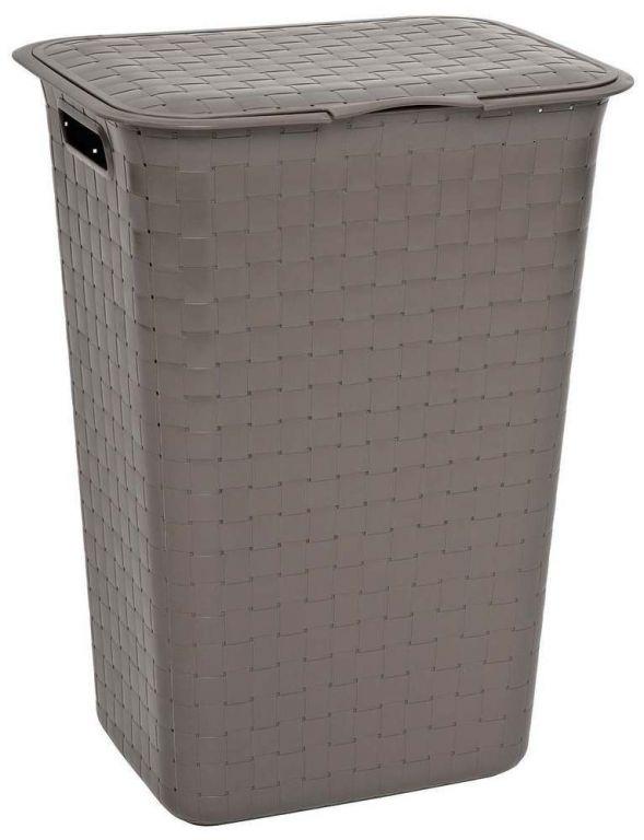 CURVER kôš na špinavé prádlo - 48 l, hnedý